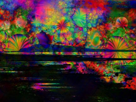 Qualicum beach psychedelic