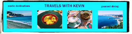 Travels with Kevin